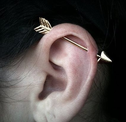 cute cartilage earrings - Google Search