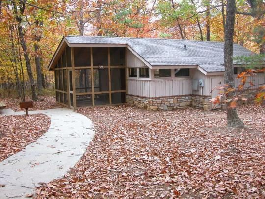 Stay At Hanging Rocku0027s Family Cabins And Explore Trails To Waterfalls And  Rock Outcrops Overlooking Mountains