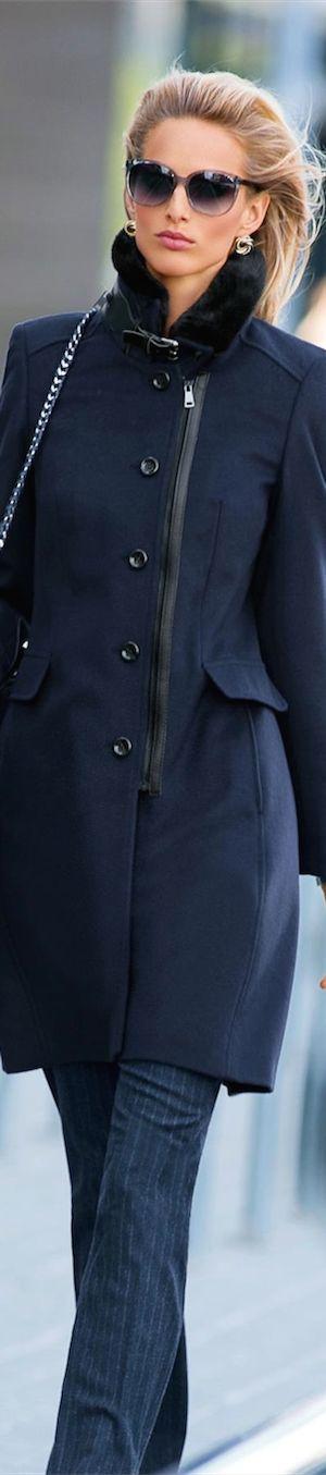 Madeleine Fall 2014 Short Coat - ♔LadyLuxury♔