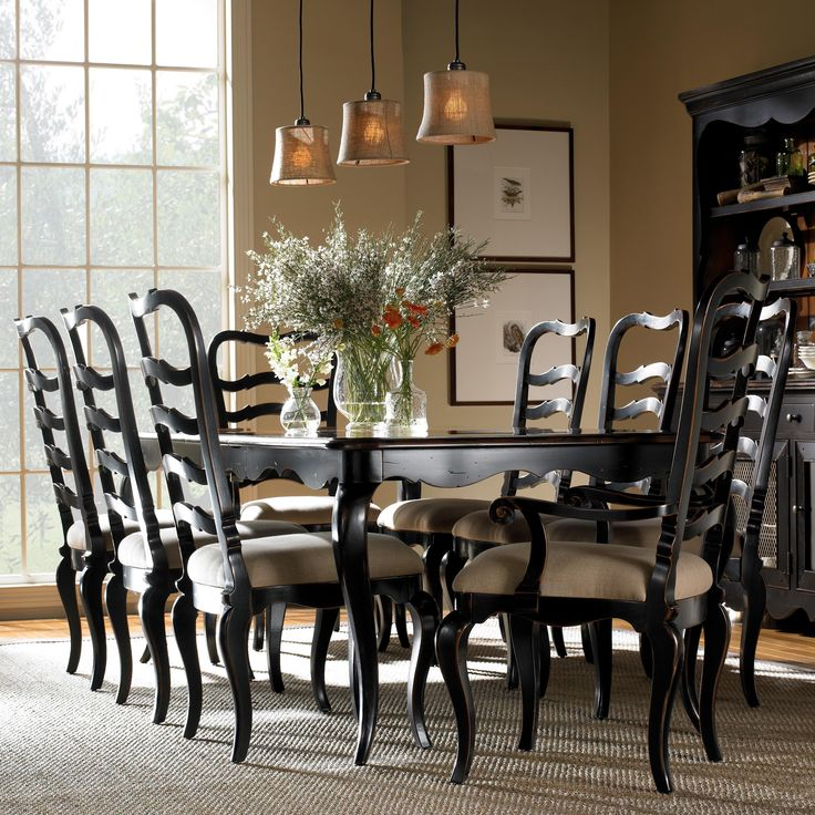 17 Best images about Formal Dining on Pinterest : Dining sets, Pedestal and The chandelier