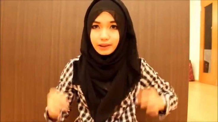 Tutorial Hijab Praktis Untuk Sehari-hari
