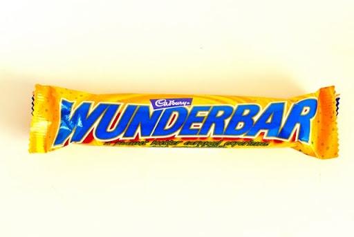 Wunderbar chocolate bar.   Products I love   Candy ...