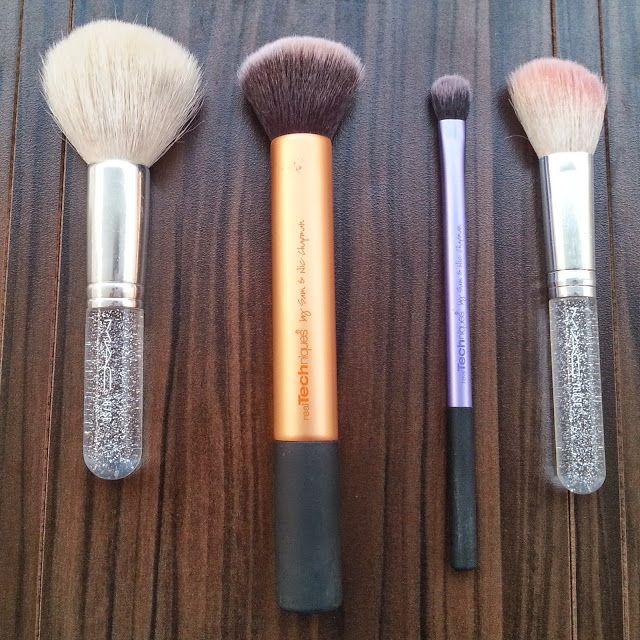 MakeupByDenizEner: Makyaja Yeni Başlayanlar İçin Temel Makyaj Fırçala...