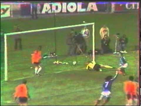 Platini 1981   France   Pays Bas   1 0