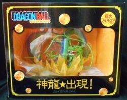タキコーポレーション ドラゴンボールZ 神龍出現巨大フィギュア