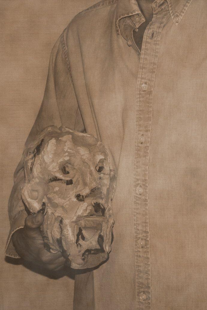 Cap de #fang / Head #clay / Cabeza de #barro http://laufeliu.com/