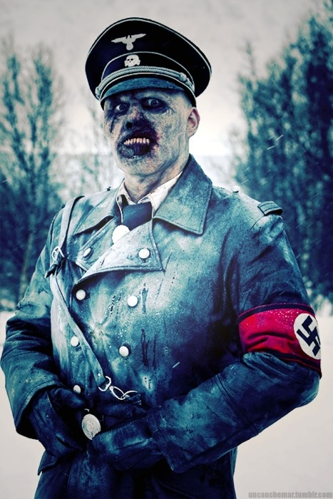 Zombie Invasion: Dead Snow - http://www.preciousmonsters.com/2014/04/zombie-invasion-dead-snow.html