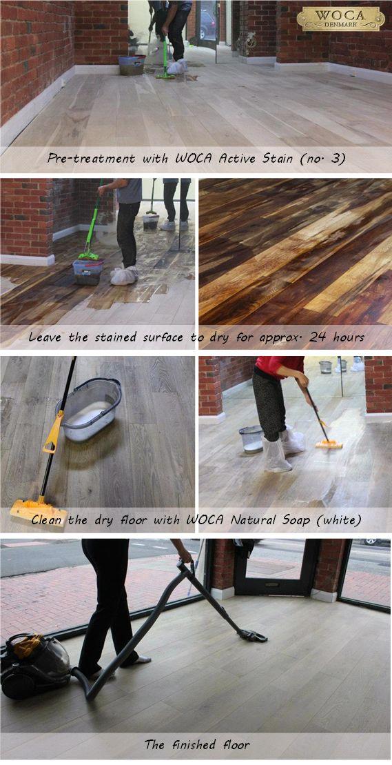 Wood Floor Treatment Woca Woca Floors Pinterest Flooring
