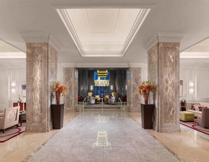 HBA Completes Ritz Carlton San Francisco Renovations