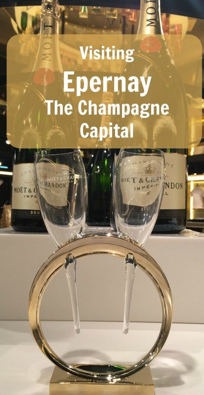 Experiencing Epernay,the capital of champagne in a day
