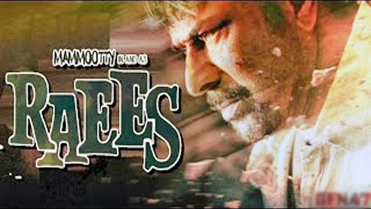"""""""Mammootty in & as Raees   RAEES Trailer Remix""""-""""Mammootty in & as Raees   RAEES Trailer Remix"""" http://youtu.be/ctB5SPKCVPE"""