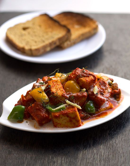 Paneer Masala recipe with step by step instructions.