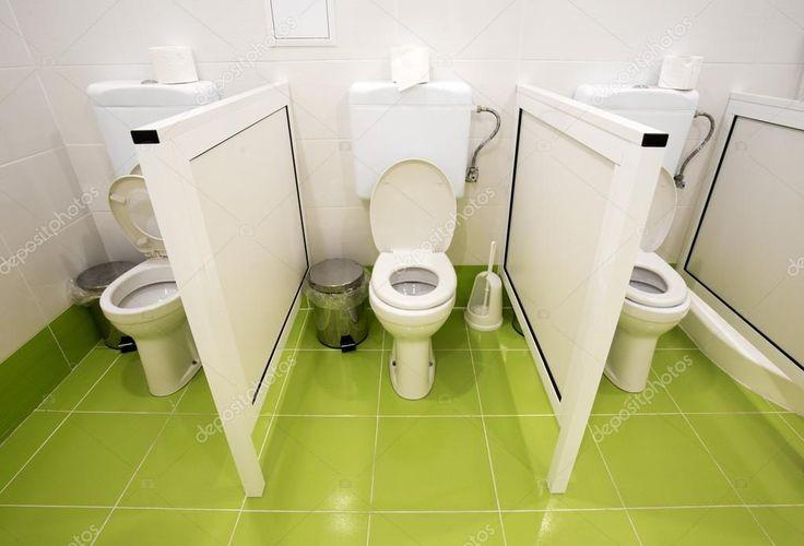 Фото: туалет в детском саду. Небольшие туалеты для детей в ...