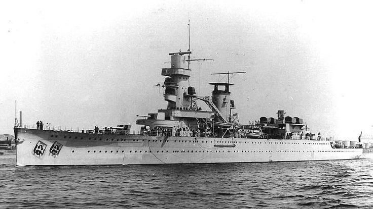 Dos barcos hundidos de la Segunda Guerra Mundial desaparecen del fondo marino sin dejar rastro VER MAS