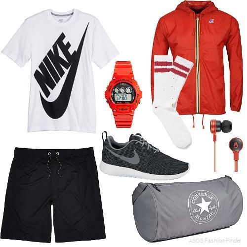 Let's Go to the Gym! | Men's Outfit | ASOS Fashion Finder Men's Super Hero Shirts, Women's Super Hero Shirts, Leggings, Gadgets & Accessories 50%OFF. #marvel #gym #fitness #superhero #cosplay lovers