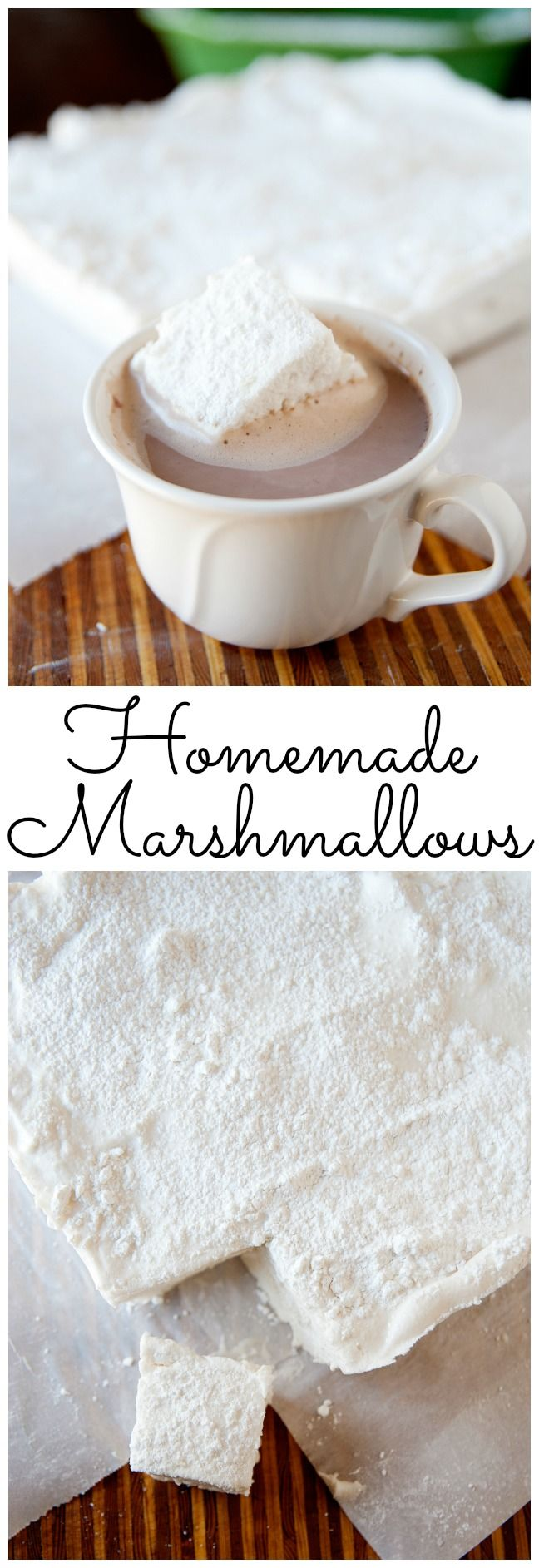 Homemade Paleo Marshmallows Recipe
