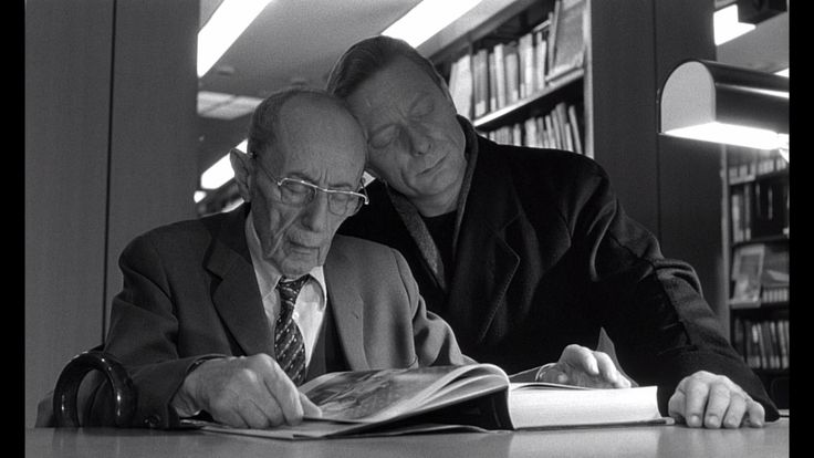 Wings of Desire - Ah the beauty of a big library, hopefully with Angels being witness to the beauty, mystery and pain of our everyday lives
