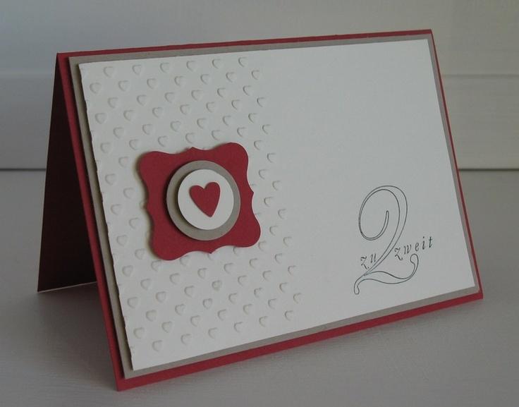 284 best hochzeitskarten images on pinterest | wedding cards, Einladungen