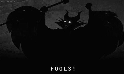 But you have a super low tolerance for morons. | 23 Signs You're Totally A Disney Villain