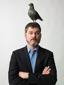 """Mo Willems' Keynote: """"Writing in 4 Easy Steps, 4 Kinda Harder Steps, and 1 Impossible Step"""""""