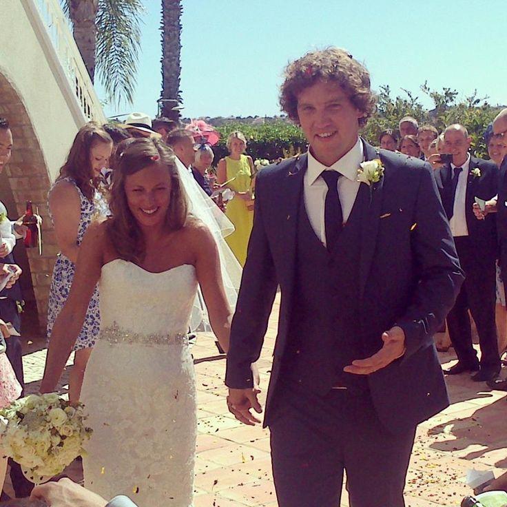 another happy villa wedding :-)
