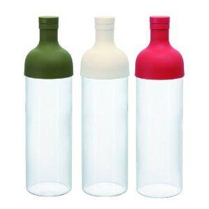 Hario T-Bottle για παρασκευή παγωμένου τσαγιού.