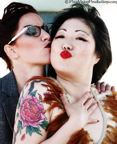Amanda Palmer & Margaret Cho