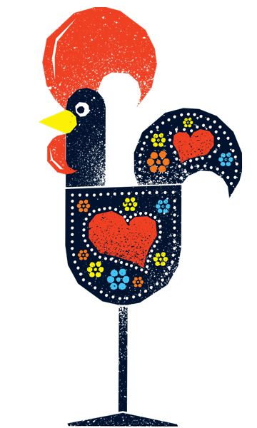 The Rooster, the national symbol of good fortune and miraculous timing in Portugal | Sup3rb