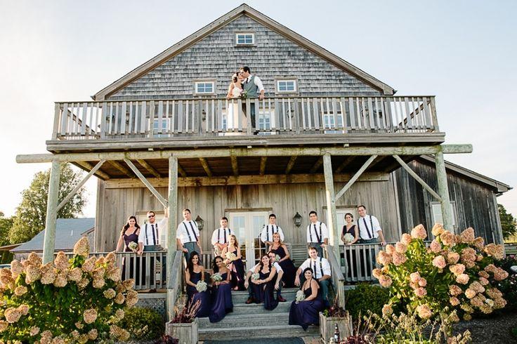 Long Island Vineyard Weddings, Martha Clara wedding photos ...