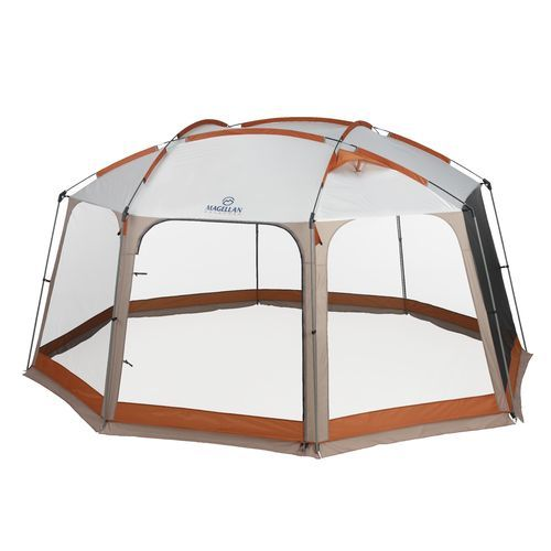 Magellan Outdoors 14 X 12 Deluxe Screenhouse Want For