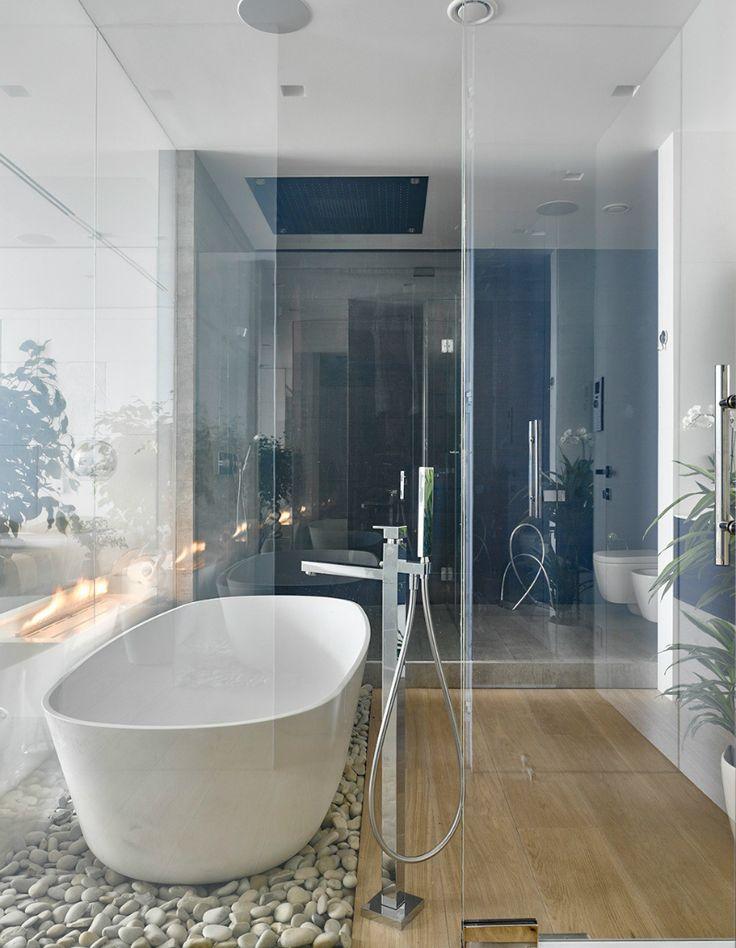 contemporary elegant apartment interior design by Fedorova 21