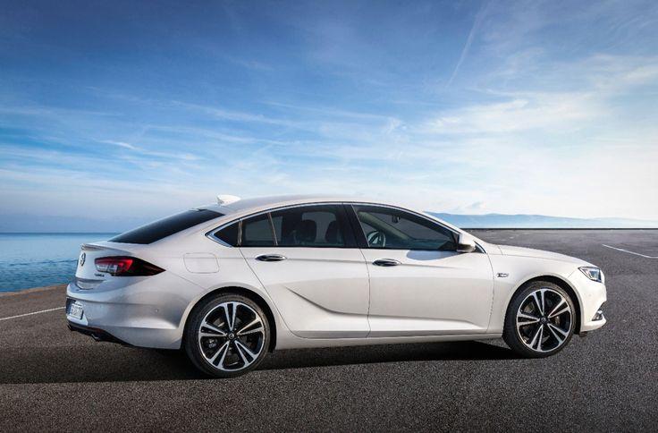 Opel geeft eerste informatie en foto's van Insignia Grand Sport; Sports Tourer gelekt