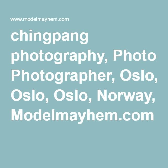 chingpang photography, Photographer, Oslo, Oslo, Norway, Modelmayhem.com