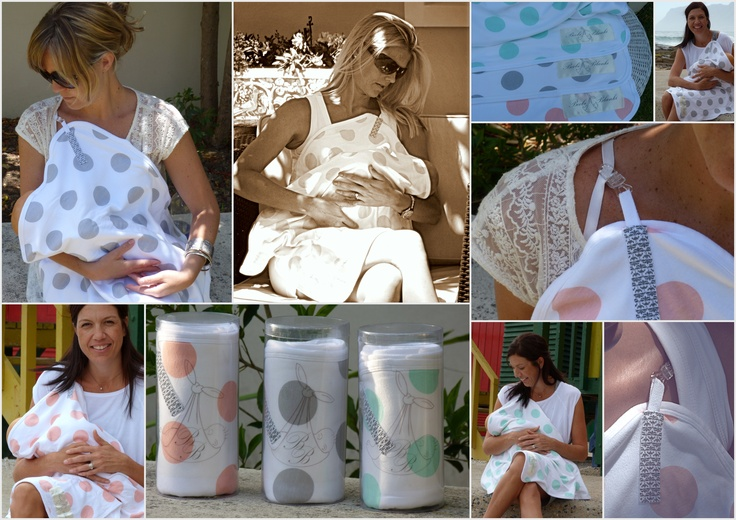 Boobi Blanki™ has a wonderful concept that makes nursing in public more comfortable for moms.  For more info email Sally Böttger at:  boobiblanki@gmail.com