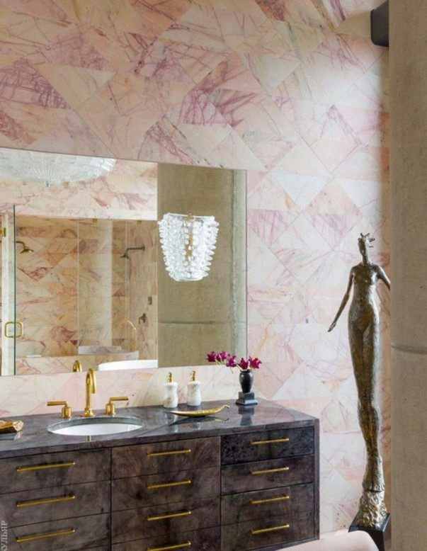 room decor ideas shows you how to style your bathroom like kelly wearstler and the best bathroom ideas from the residential projects of the home decorator