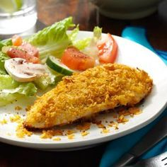 Breaded Ranch Chicken Recipe