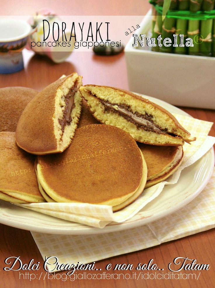 doreamon's pancakes dorayaki