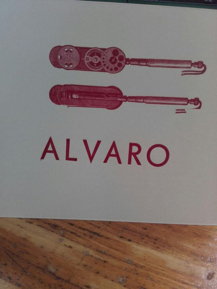 Alvaro 2017
