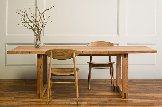 Blackbutt Table 6-10 seat