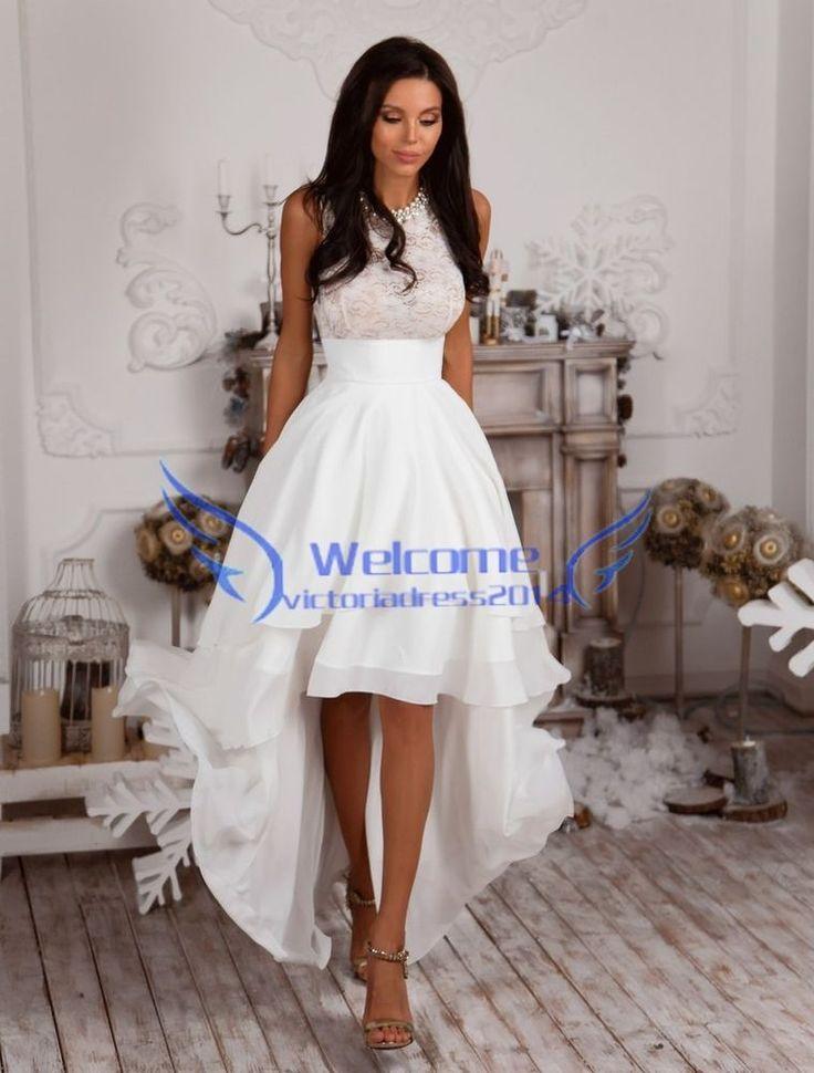 20 Best Ideas About Short Beach Wedding Dresses On