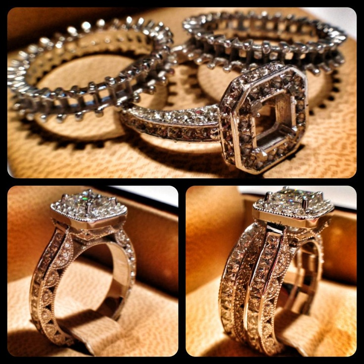 17 best images about diamondboi makeovers on pinterest for Do jewelry stores finance engagement rings