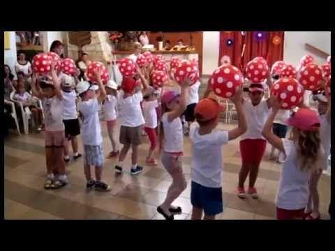 Lurkó-ház Óvoda Ballagás 2014, 1.rész - YouTube