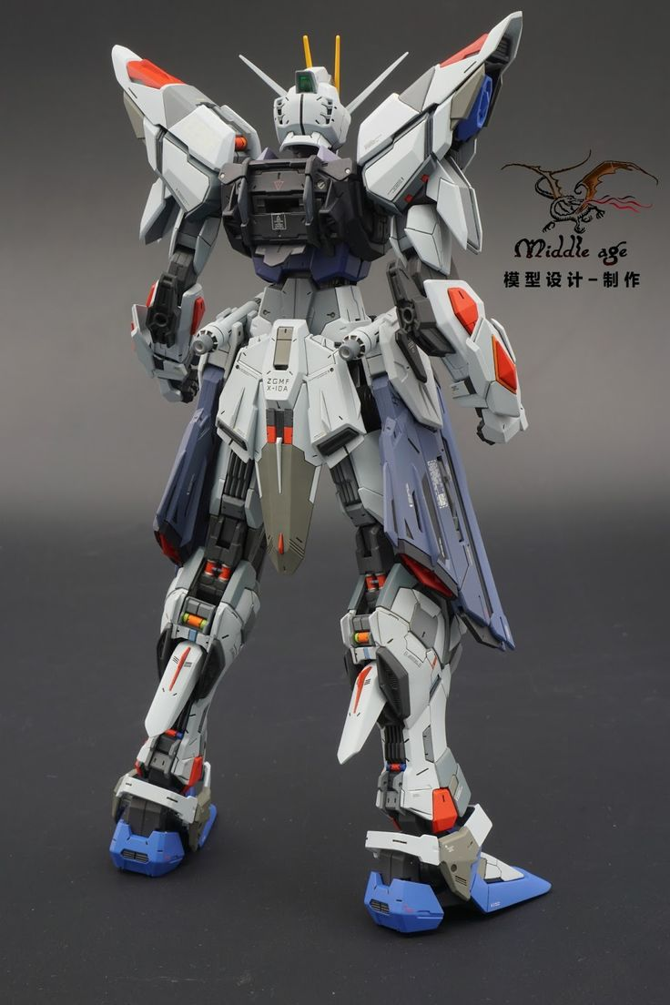 "Custom Build: MG 1/100 Freedom Gundam Ver. 2.0 ""Infinite Dimension Conversion Kit"" - Gundam Kits Collection News and Reviews"