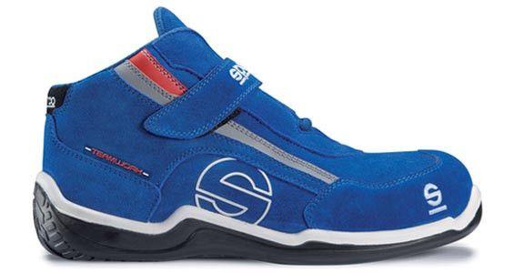 Scarpe Sparco Racing H Blu