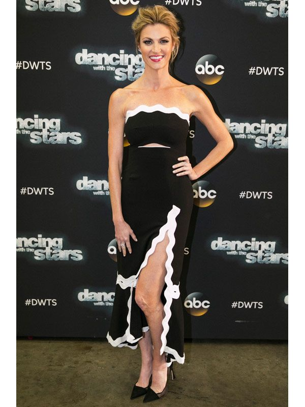 Erin Andrews' DWTS Blog: Latin Week Mixed Muy Caliente With 'Hot Mess' for a Very Sexy Result!