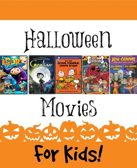 best Halloween books and movies for kids