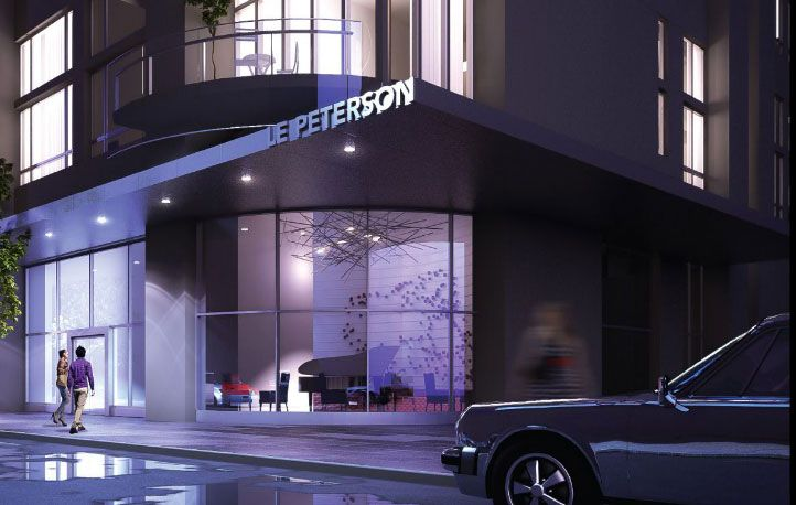Le Peterson Visit Toronto Condo Only to register & more information.