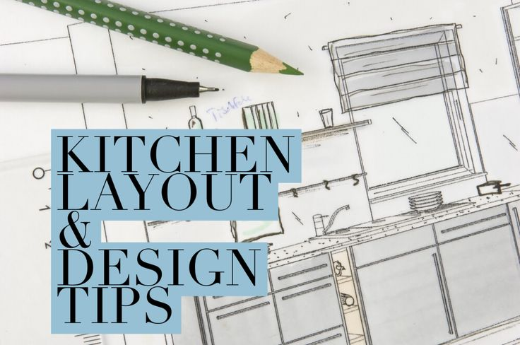Different Kitchen Layouts to Consider When Renovating or Building #kitchendesign #kitchenlayout #kitchenrenovation