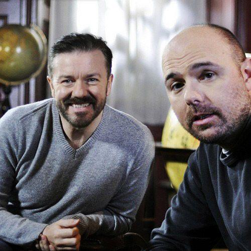 Ricky Gervais & Karl Pilkington