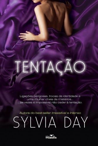 Ordem de todos os livros da Sylvia Day lançados no Brasil.